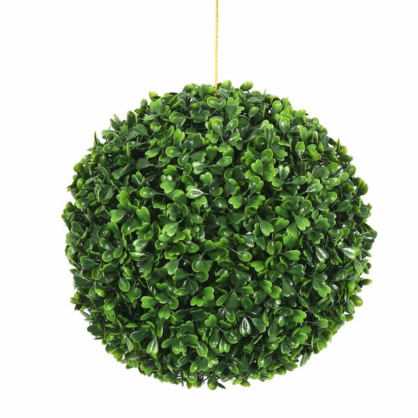 Artificial Boxwood Ball Topiary by Ophelia & Co.