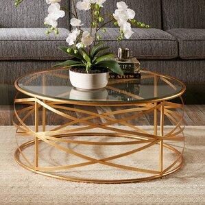 Borunda End Table by Willa Arlo Interiors