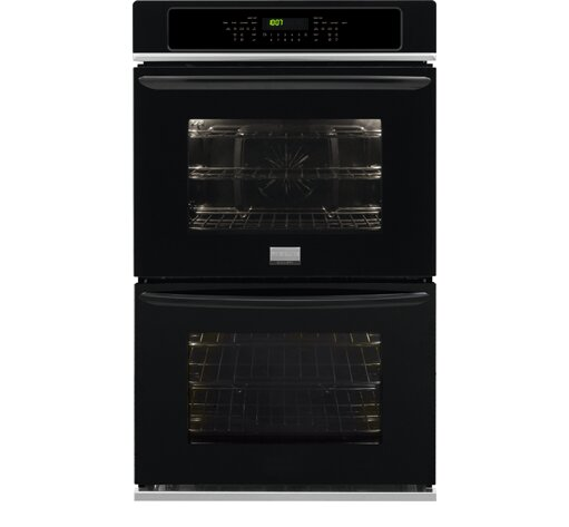 27'' Convection Electric Double Wall Oven by Frigidaire Gallery