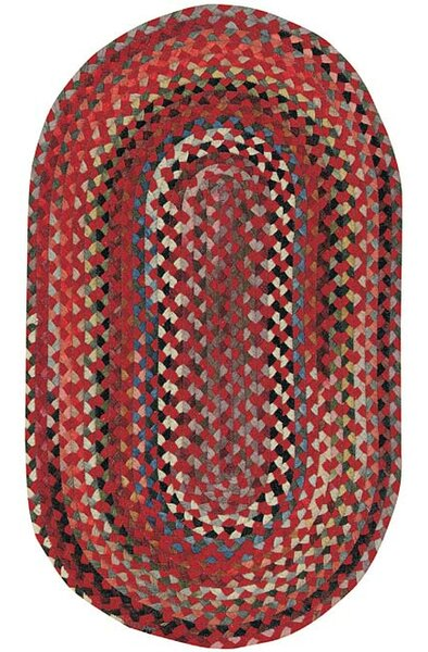 St. Johnsbury Red Area Rug by Capel Rugs