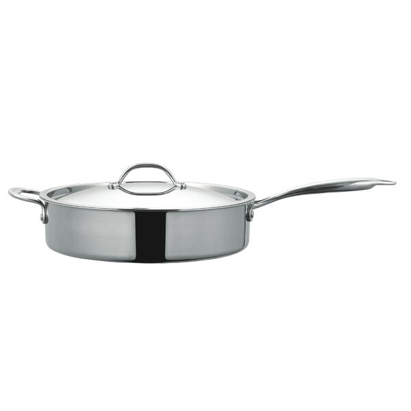 Super Elite 4.5-qt. Saute Pan with Lid by Cuisinox