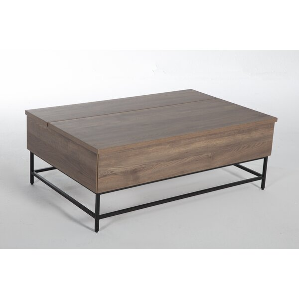 Stradbroke Lift Top Frame Coffee Table With Storage By Gracie Oaks