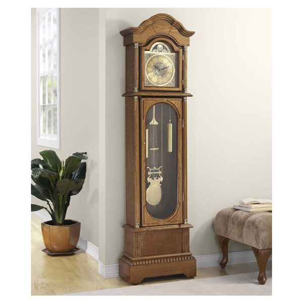 Coston 71.63 Grandfather Clock by Astoria Grand
