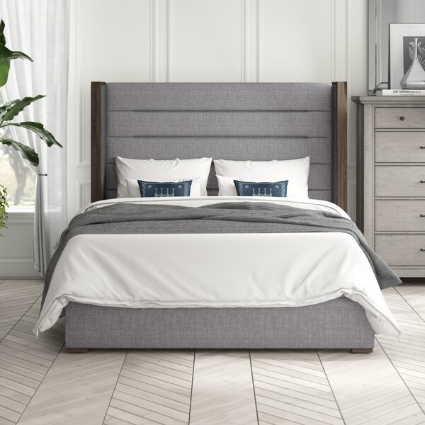 O'brien Upholstered Mid Standard Bed by Brayden Studio