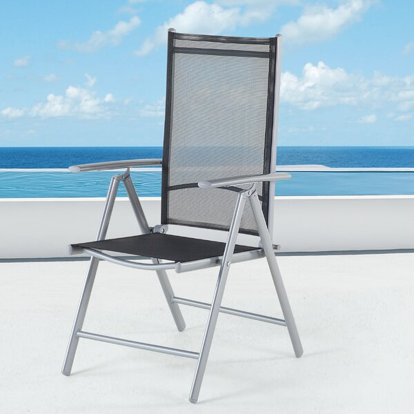 Canter Folding Patio Dining Armchair by Home Loft Concepts