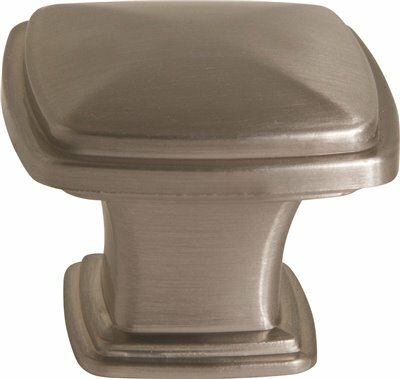 Anvil Mark® Cabinet Square Knob Multipack (Set of 5) by Hardware Express