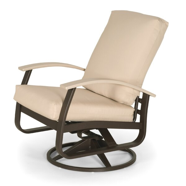 Belle Isle Patio Chair with Cushion by Telescope Casual Telescope Casual