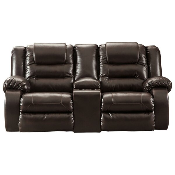 Maya Reclining Loveseat by Red Barrel Studio