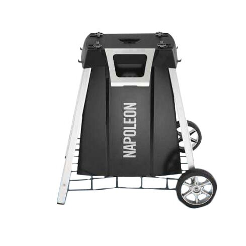 TravelQ™ Cart with Side Shelves by Napoleon