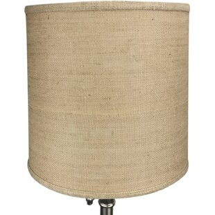 Read Reviews 13 Burlap Drum Lamp Shade By Fenchel Shades