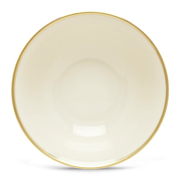 Tuxedo Serving Bowl by Lenox