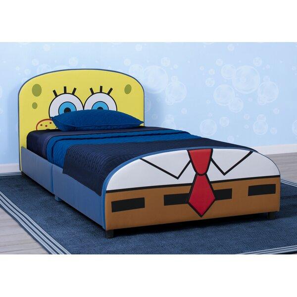 Spongebob Squarepants Twin Panel Bed by Delta Children