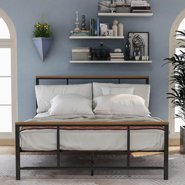 Cadarrah Twin Platform Bed by 17 Stories