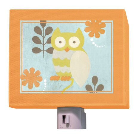 Hootie Owl Night Light by Oopsy Daisy