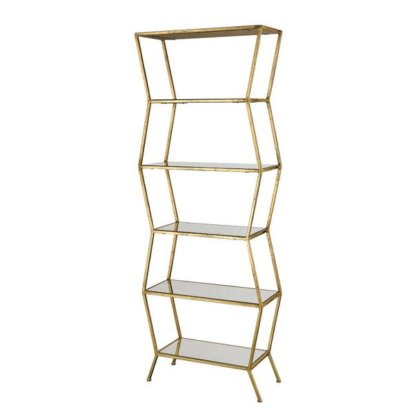 Mclin Etagere Bookcase by Mercer41
