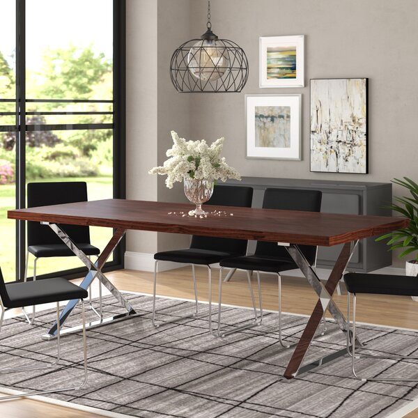 Alexa Dining Table by Wade Logan