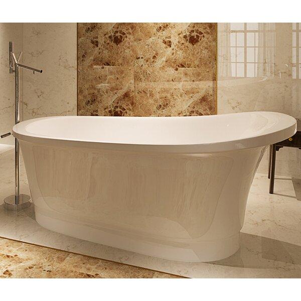 HelixBath Olympia 67 x 31.5 Soaking Bathtub by Kardiel