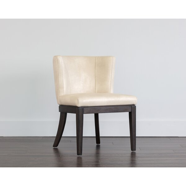 Buell Upholstered Parsons Chair By Red Barrel Studio