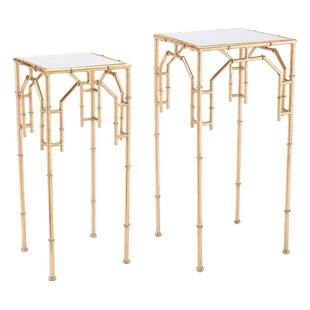 Skyla 2 Piece Nesting Tables by Mistana