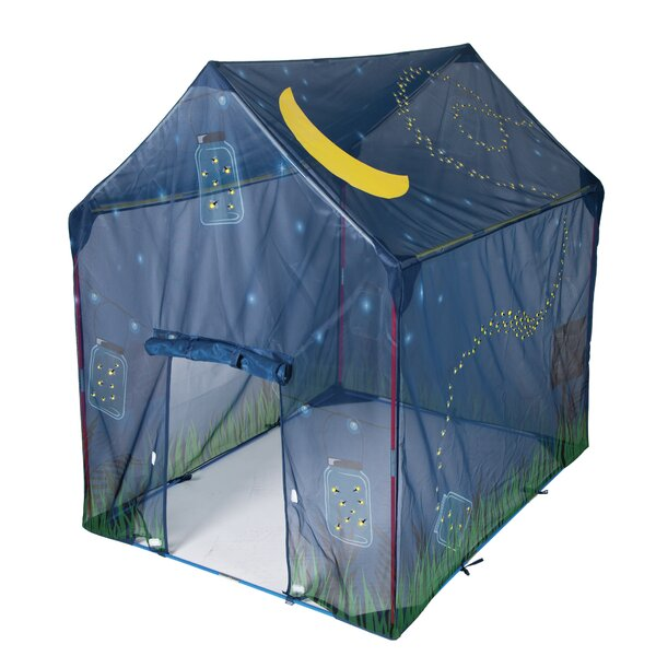Glow in The Dark Firefly Play Tent with Carrying Bag by Pacific Play Tents