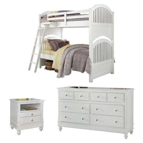 Javin Kids Slat Configurable Bedroom Set by Harriet Bee