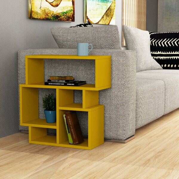 Sirmans End Table by Ebern Designs