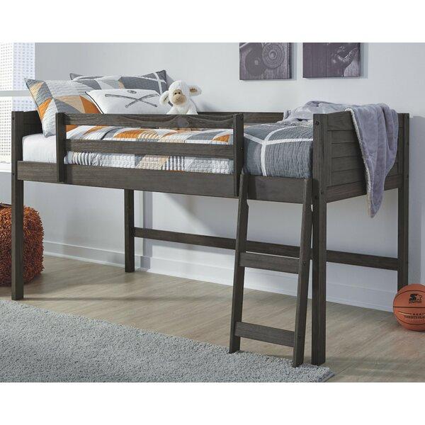 Behrendt Twin Platform Loft Bed by Harriet Bee