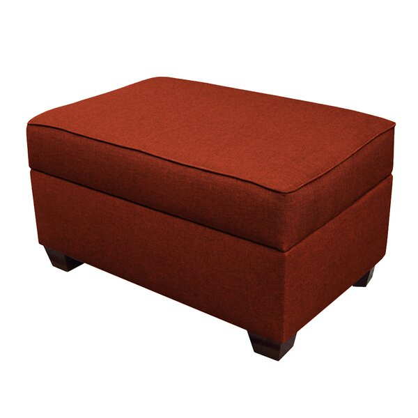 Anke Modular Storage Ottoman by Latitude Run