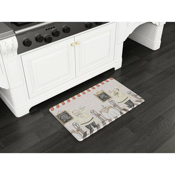 Graziano Premium Reversible Kitchen Mat by Red Barrel Studio