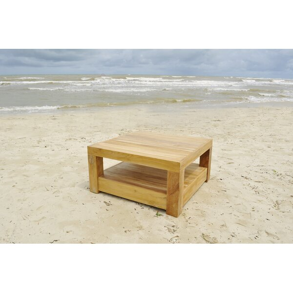 Seaside Teak Coffee Table by Trijaya Living