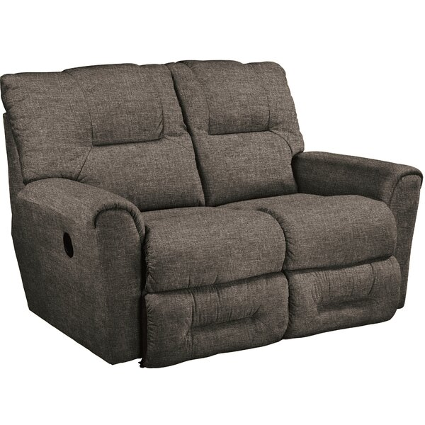 Chic Style Easton Reclining Loveseat by La-Z-Boy by La-Z-Boy