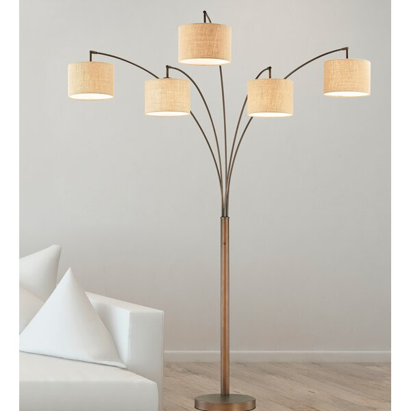 Lehigh 83 LED Tree Floor Lamp by Corrigan Studio