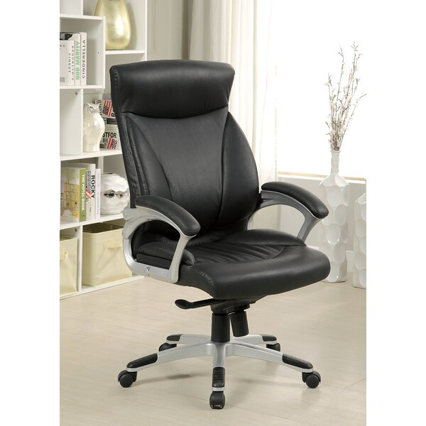 Justine Executive Chair by Latitude Run