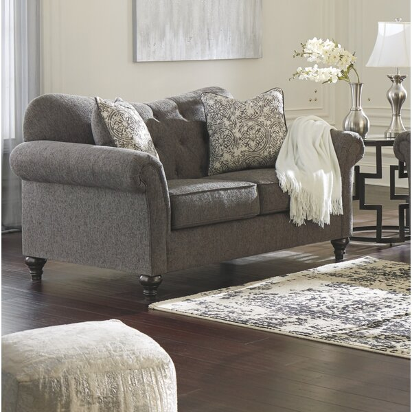 Canaday Loveseat by House of Hampton