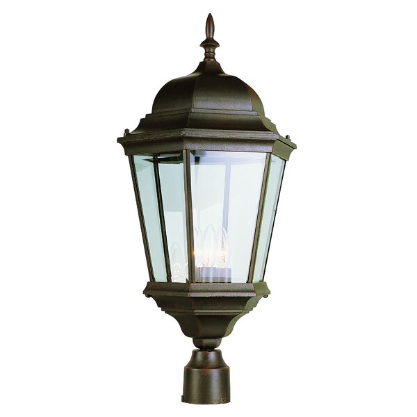 Fairweather 3-Light Lantern Head by Darby Home Co
