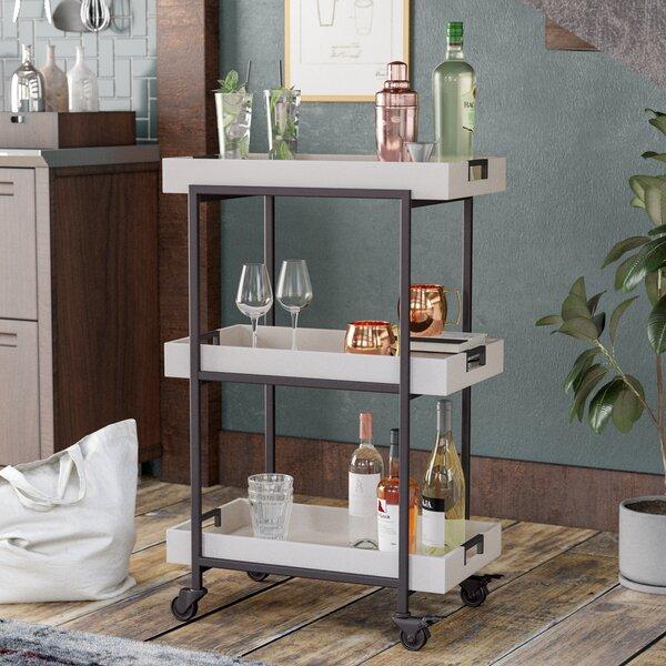 Glenwood Springs Bar Cart by Trent Austin Design