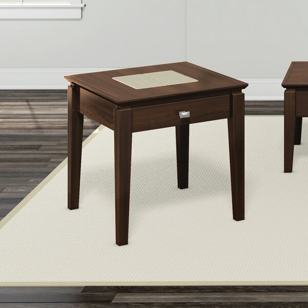 Galleon End Table by Caravel