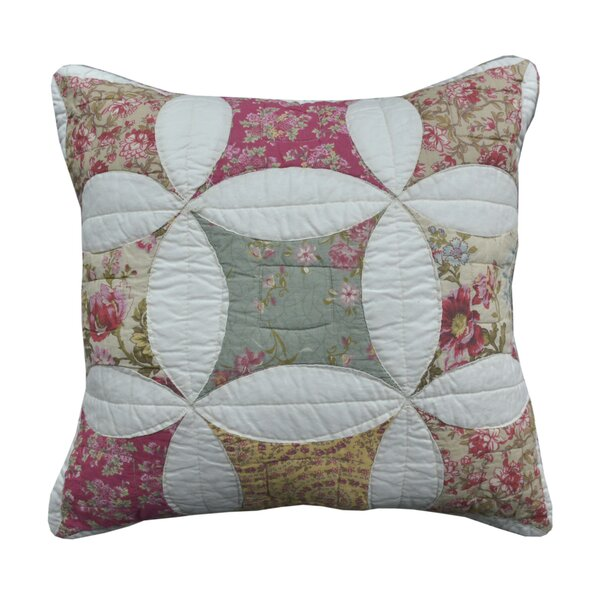 Coleharbor Square Cotton Throw Pillow by August Grove