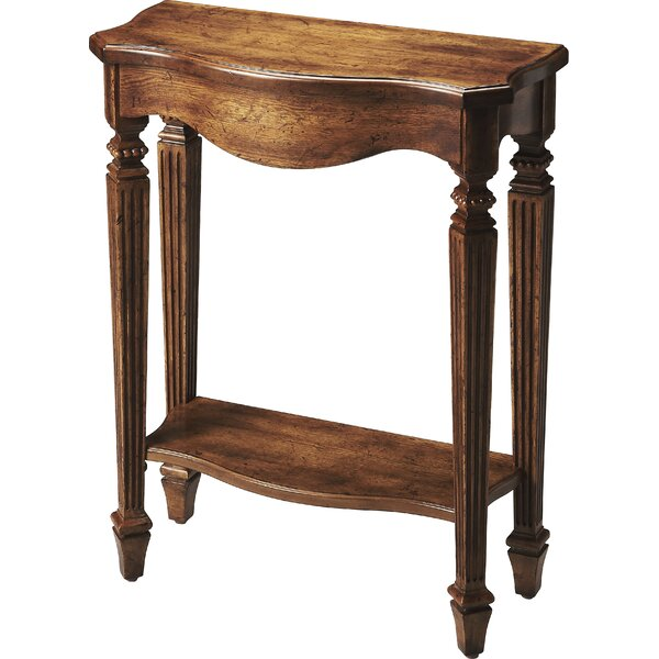 Butler Brown Console Tables