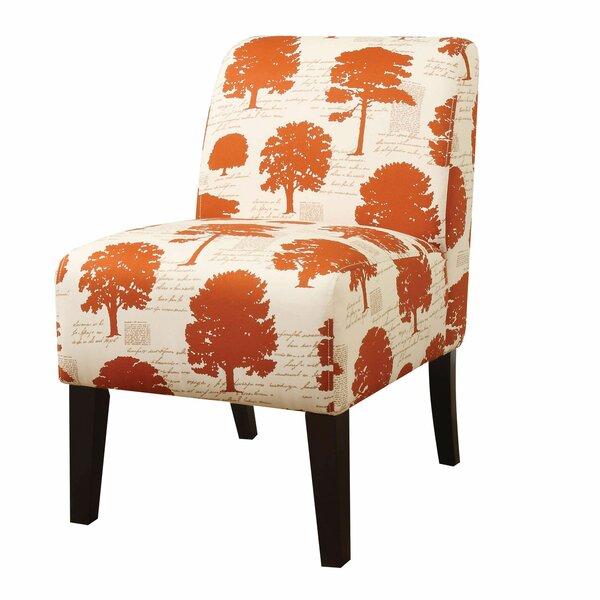Jeenarine Slipper Chair By Ebern Designs