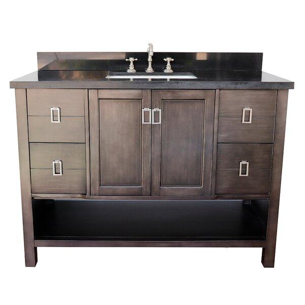 Wilhoit 49 Single Bathroom Vanity Set by Bloomsbury Market