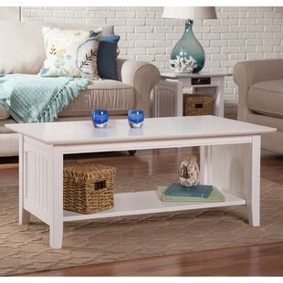 Orangetown Coffee Table by Three Posts
