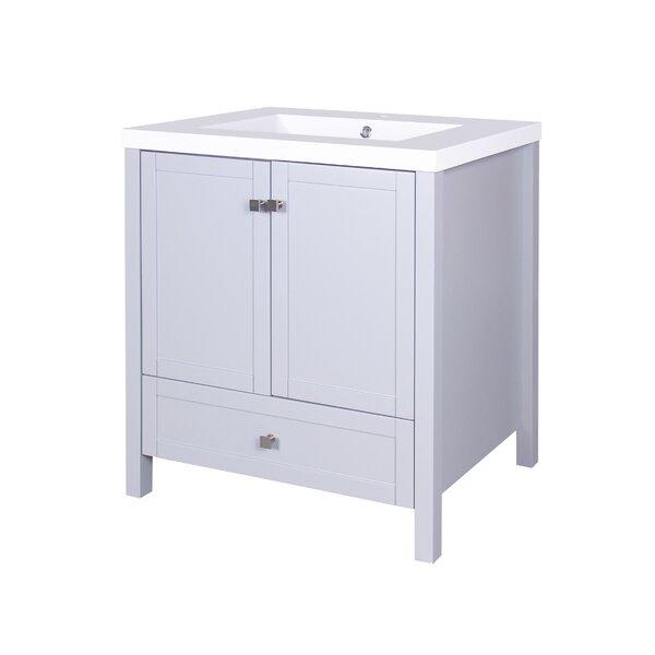 Draper 30 Single Bathroom Vanity Set by Ebern Designs