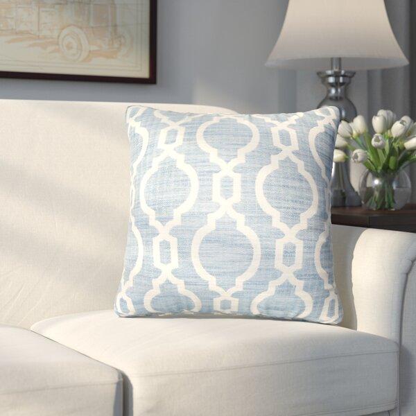Liston Throw Pillow by Alcott Hill