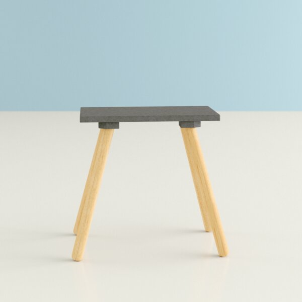 Devon End Table By Hashtag Home