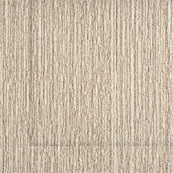 Klein Hand-Woven Wool Limestone Area Rug by Bayou Breeze