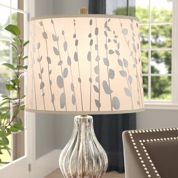 16 Fabric Drum Lamp Shade by Red Barrel Studio