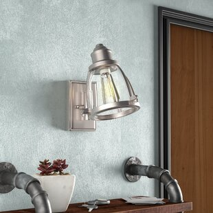 Compare & Buy Belmont 1-Light Wall Sconce By Trent Austin Design