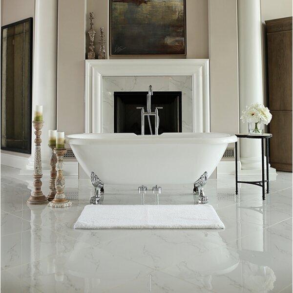 Restore 71 x 31.5 Soaking Bathtub by Signature Bath
