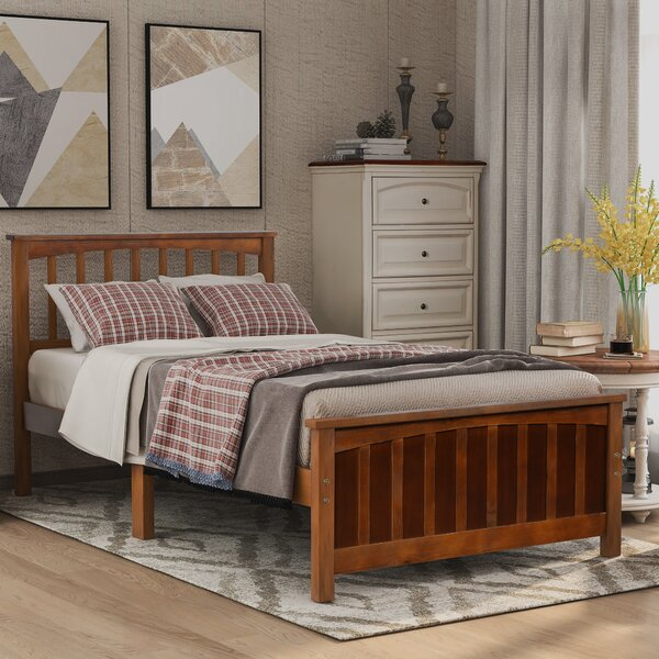 Isom Twin Platform Bed by Harriet Bee